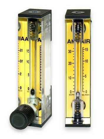 A Akrilik Rotametreler