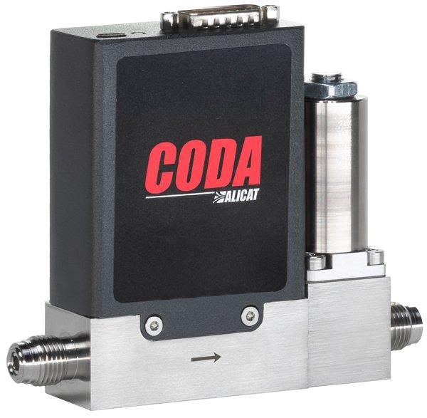 Alicat Coriolis Tipi CODA serisi Dijital Kütle Akış Ölçer/Kontrol Cihazları