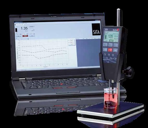 Yüzey Gerilim Ölçüm Cihazları (Tensiyometreler)