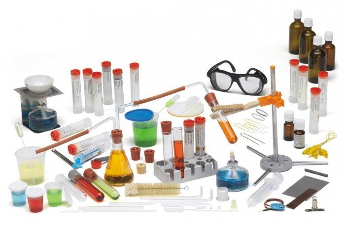 Temel Laboratuvar Ekipmanları