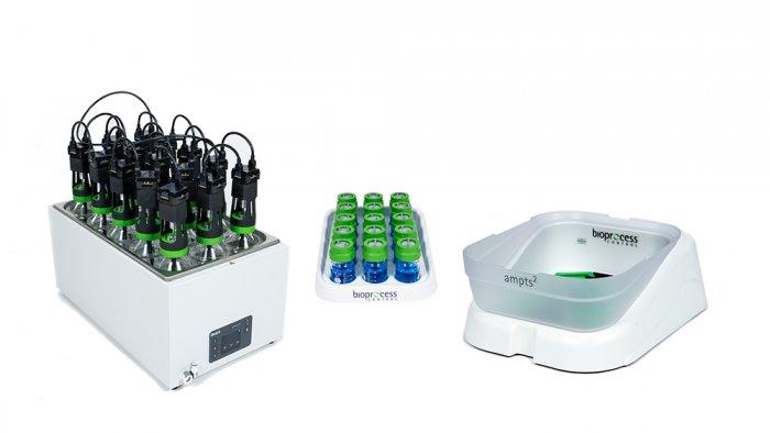 Biyogaz Çalışmaları İçin Kullanılan Laboratuvar Cihazları