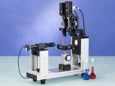 Video Tabanlı Optik Temas Açısı ve  Kontur Analiz Sistemleri